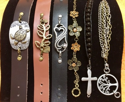 These are some of my favorites. I actually have a few of my own that I love wearing!