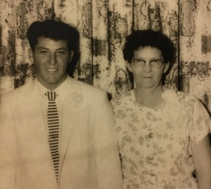 Daddy and my Maw Maw