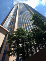 The 55th tallest building in the US! Bank of America
