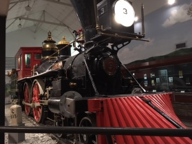 The General of the Great Locomotive Race