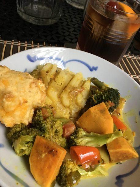 Veggie Curry!