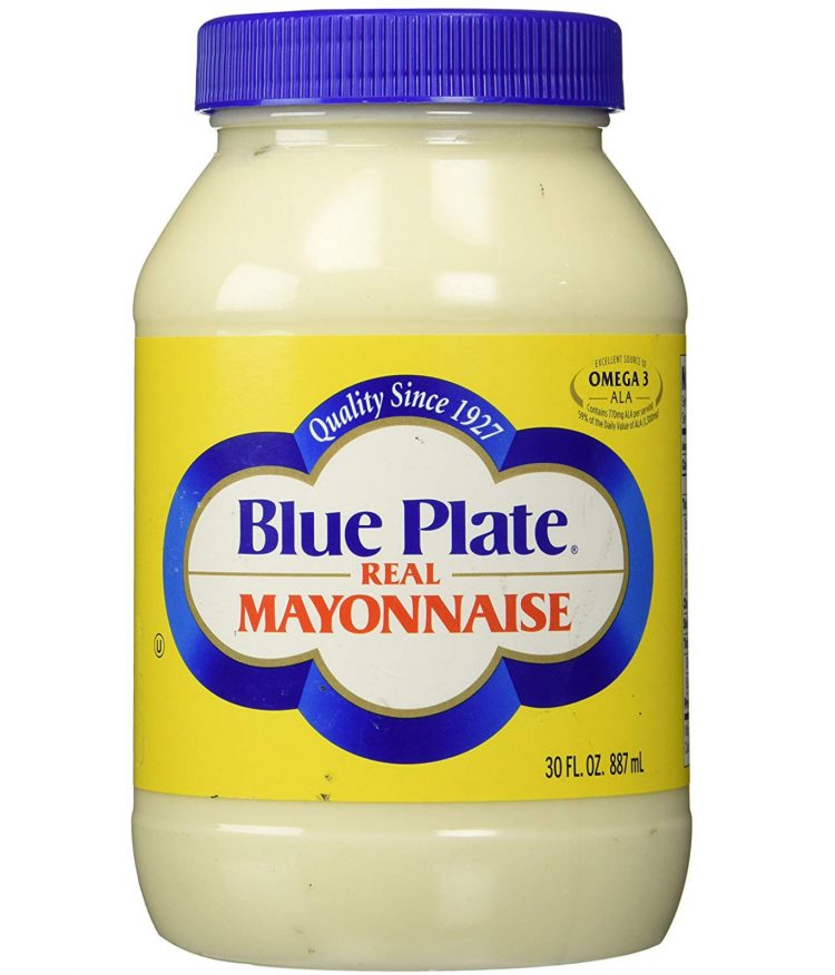 """Mayonaise Well…""/#1LinerWeds"