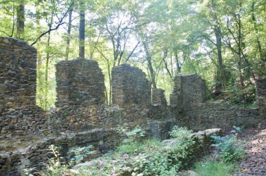 Paper Mill Ruins of Sope Creek