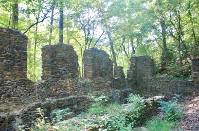 Paper Mill Ruins of Sope Creek