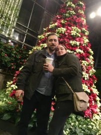 Night of Lights at the Botanical Gardens